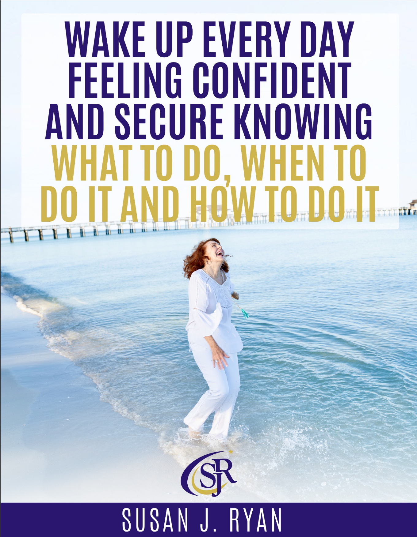 2020 Wake Up Every Day Feeling Confident and Secure Cover Page